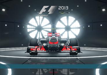#5 F1 2013 Wallpaper
