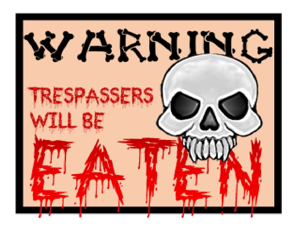 Let It Shine: 6 Awesome Halloween Signs to Print and Share