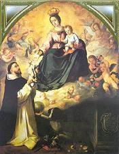 ¿Conoces cómo surge la devoción del Rosario?
