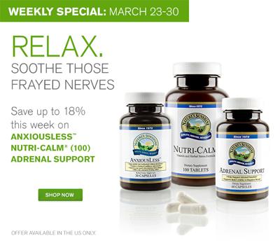 Nervous System Sale