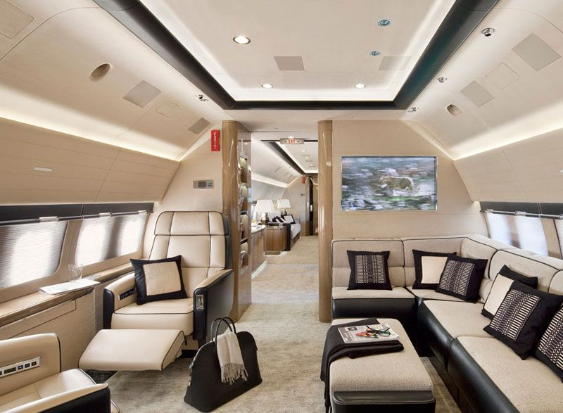 My luxury notebook private boeing 737 bbj by alberto pinto for Interieur 737