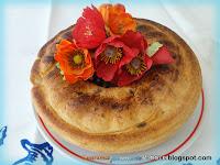 Ciambellone salato con cipolla e tonno