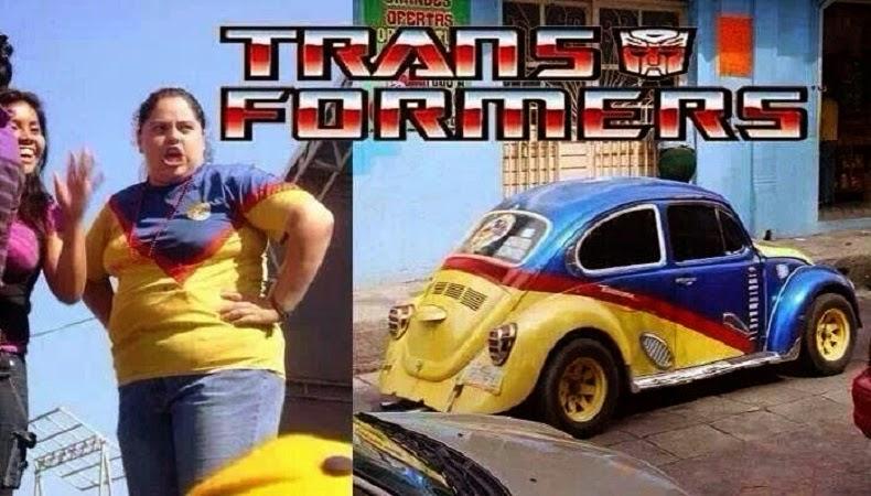 Transformers en estos días
