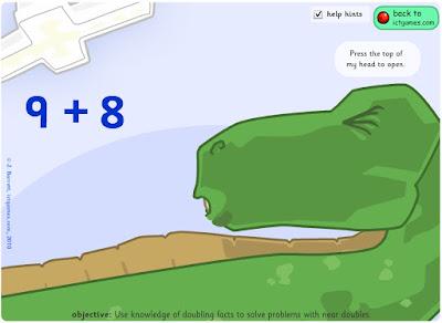 http://www.ictgames.com/dinosaurDentist/index.html