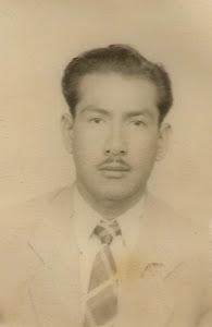 Mi papá en 1951