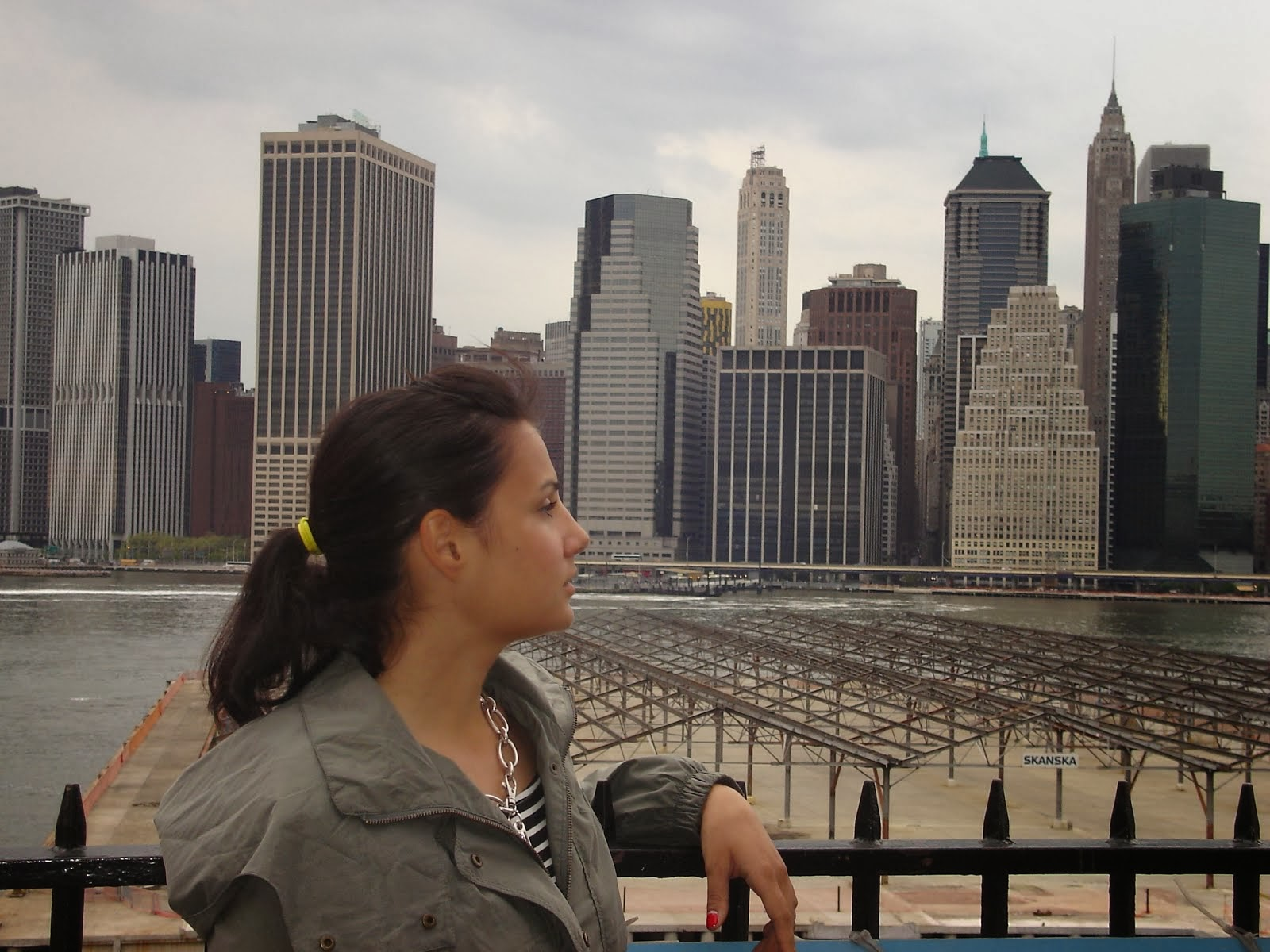 NEW YORK  UN LUGAR DONDE VIVIR