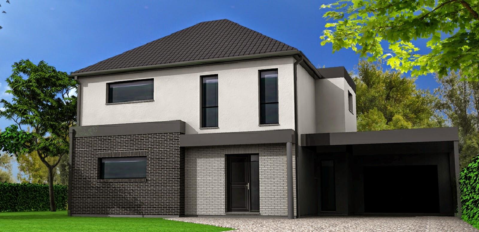 Maison familiale lille gondecourt etage r 1 128 m for Geoxia maison familiale