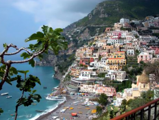 POSITANO - CAPRI - The AMALFI COAST