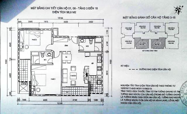 mặt bằng căn hộ phú gia residence 2