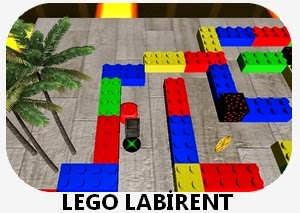 Lego Labirent