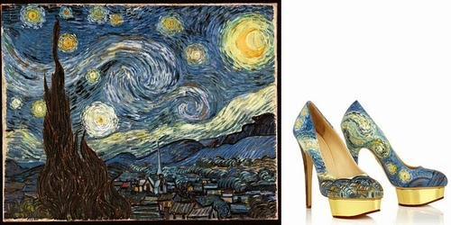 05-Vincent-Van-Gogh-Starry-Night-Boyarde-Messenger-Charlotte-Olympia-Dolly-Pumps-High-Heels-www-designstack-co