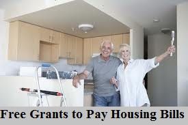 Grants to Pay Housing Bills And Rental Bills