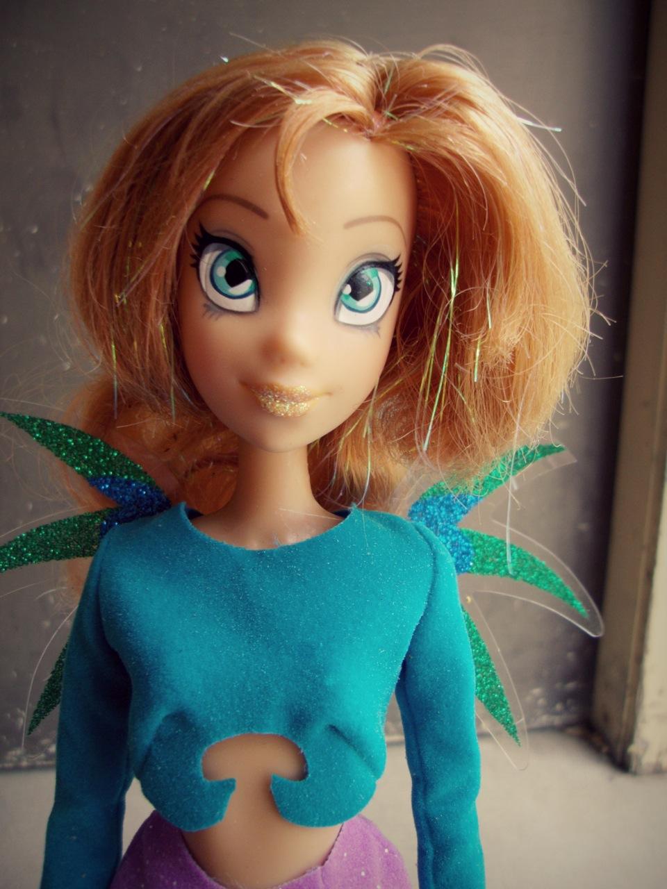 """W.I.T.C.H. doll """"Irma"""""""