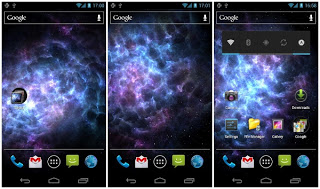 5 Live Wallpaper Gratis Android