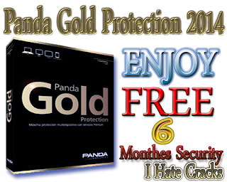 Panda Gold Protection 2014 With Legal But Free 6 Months Trial Activation Key