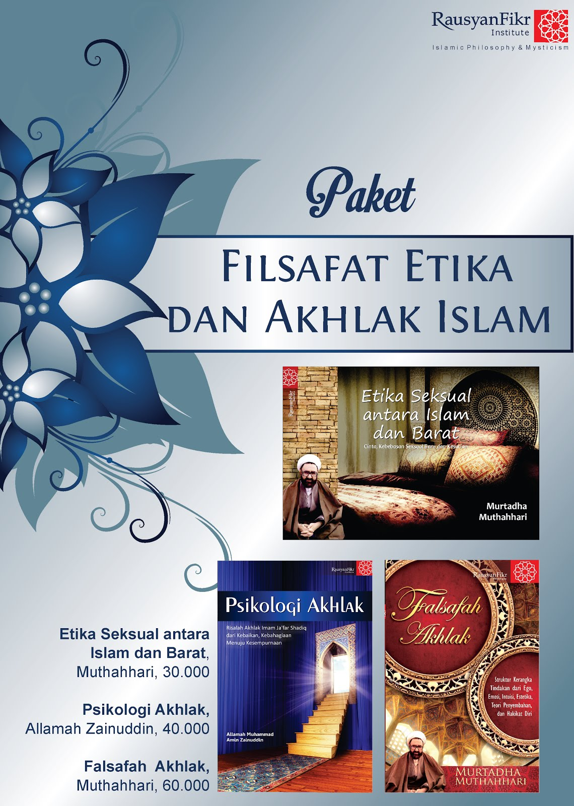 Paket Filsafat Etika dan Akhlak Islam Rp. 79.000