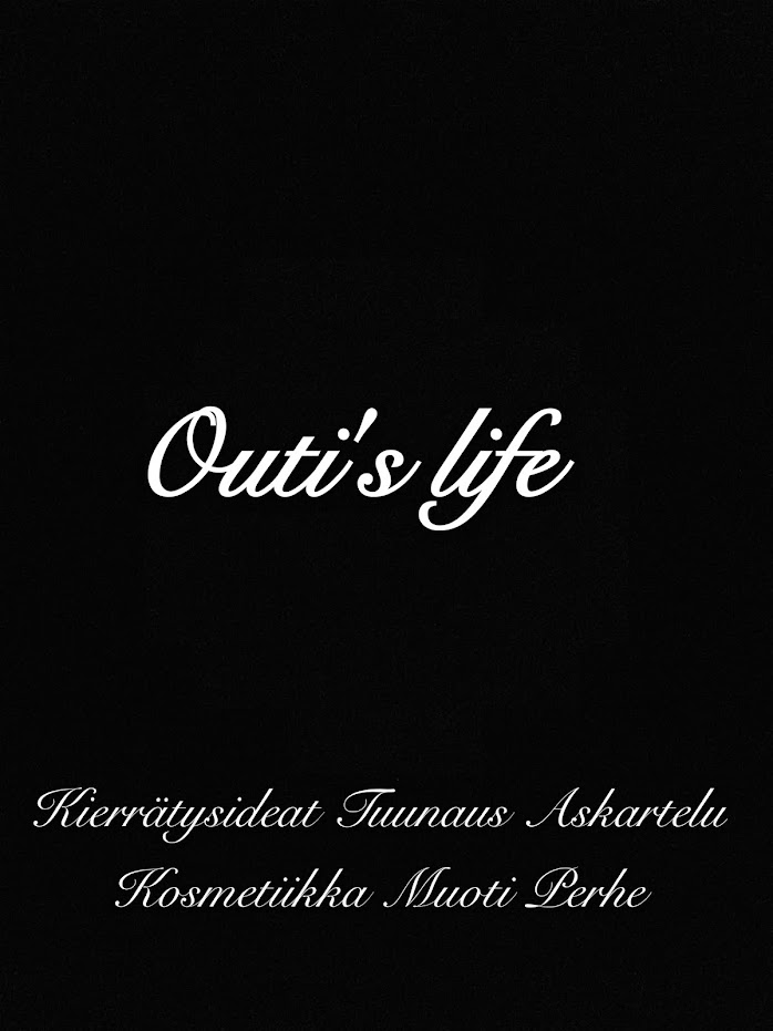 Outi's life
