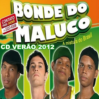 BONDE DO MALUCO CD ABRIL 2012