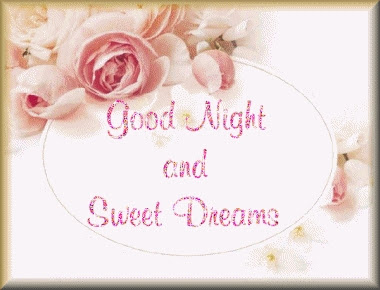 Sweet Good Night Wallpapers