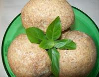 Pão de Minuto (vegana)
