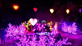 Taman Pelangi Sriwijaya - Tempat Wisata di Palembang