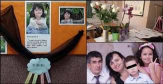 Teodora, fetiţa de 9 ani ucisă de un şofer Live pe Facebook, plânsă de colegii de la Liceul Baptist