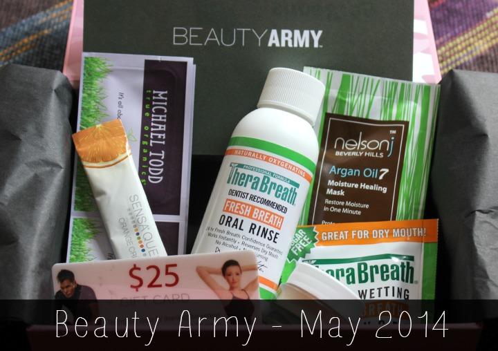 beauty army may 2014