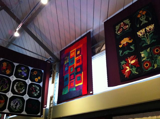 Rad stock museum patchwork quilt