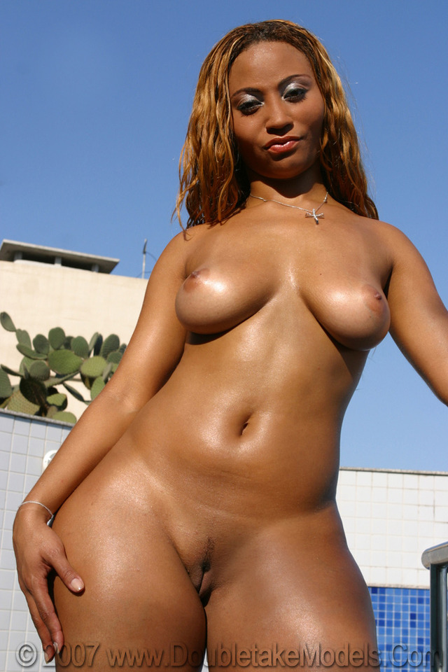 Luana Alves Models Double Take Tits Ass