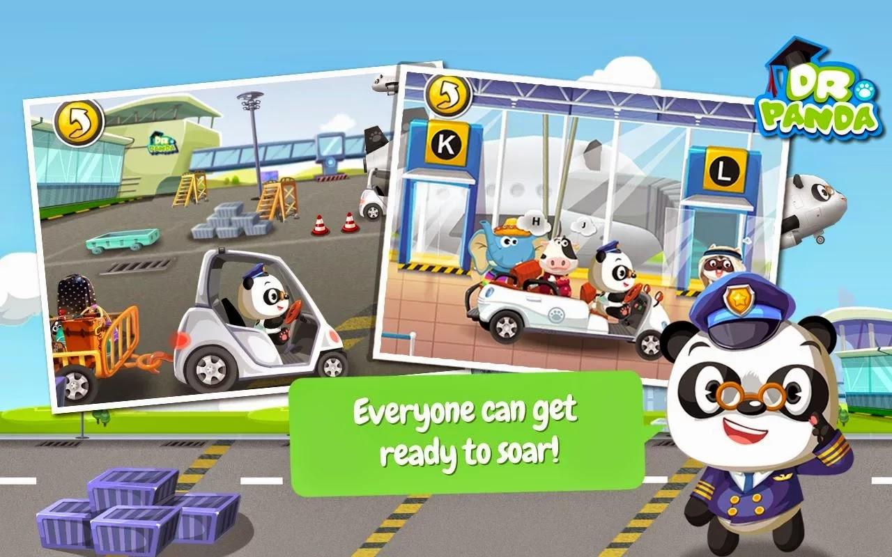 Dr.Panda's Airport v1.9