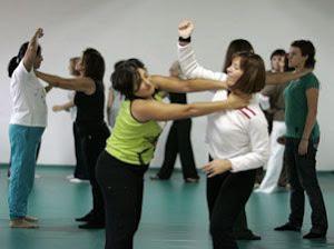25 DE FEBRERO: CURSO DE AUTODENSA FEMINISTA EN LA CASA DE LAS MUJERES DE 10:30 A 12:00