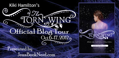 The Torn Wing Blog Tour