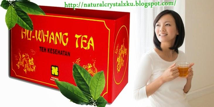 Hu Whang Tea Minuman Pelangsing Alami