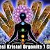 Panduan Meditasi & Terapi Kristal Orgonite 7 Chakra