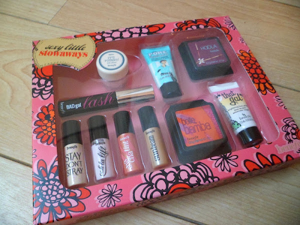Benefit Sexy Little Stowaways Gift Set