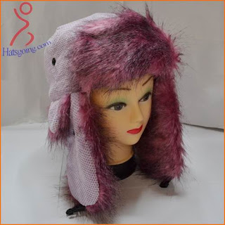 wholesale trapper hats for women