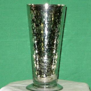 Order Replica Large Mercury Glass Vases