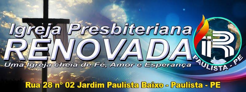 Igreja Presbiteriana Renovada do Paulista