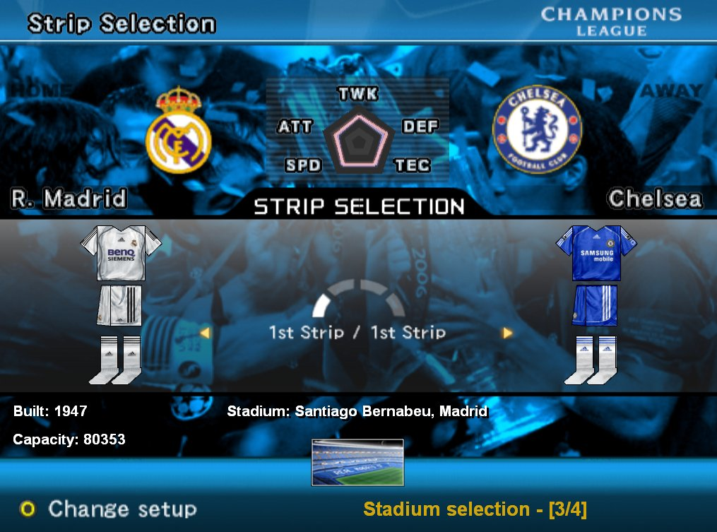 Patch Update 2012 PES 2006