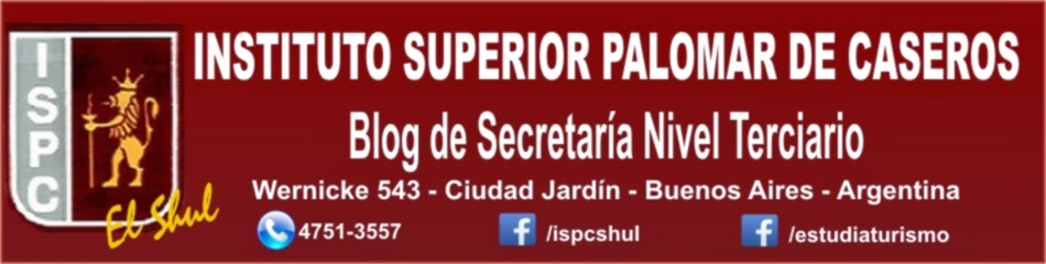 ISPC - Nivel Terciario