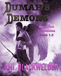 Dumah's Demons (AngelFire Chronicles 1.5)