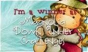 I won! Challenge #241 August 2014