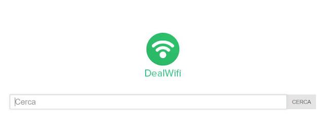 Come rimuovere DealWifi (mystart2.dealwifi.com) da pagina iniziale Google Chrome, Mozilla Firefox e Internet Explorer
