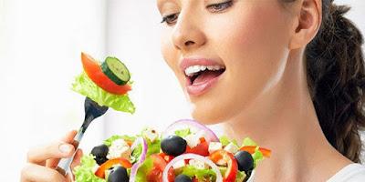 Kunci Diet Sehat