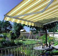 Canvas Awnings/Retractables