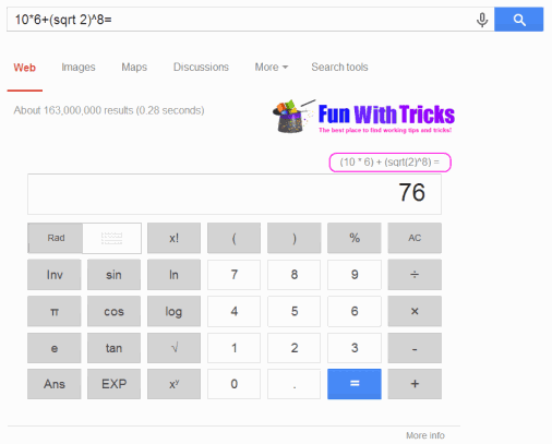 Useful Google Search Tools and Tricks