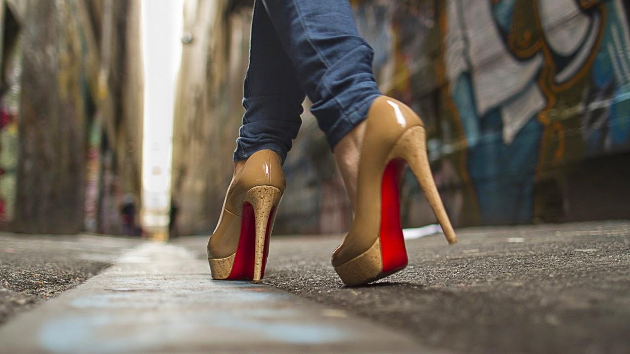 Туфли – и пусть весь мир будет под вашим каблуком