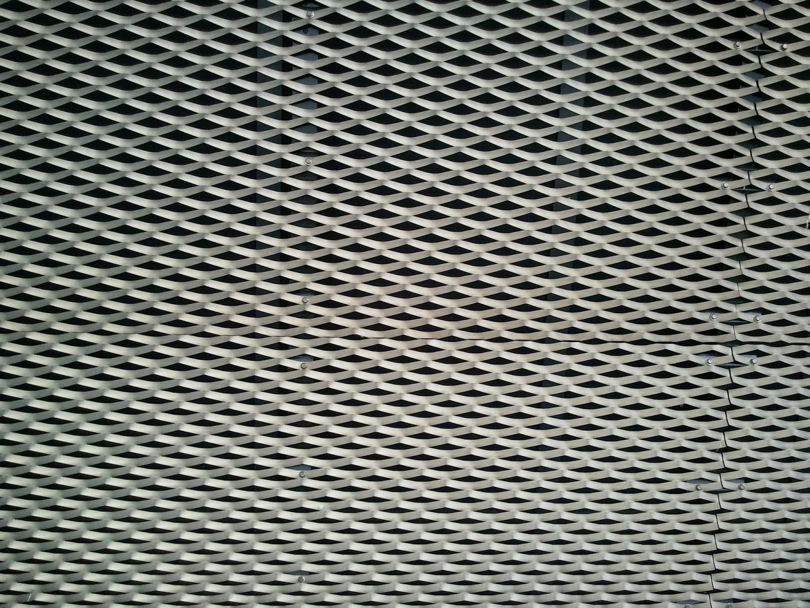 Metal Mesh, Public Domain Texture