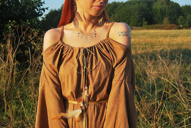 outfit #thirty five – THE REAL POCAHONTAS