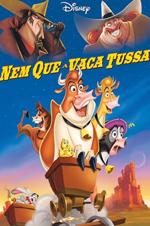 Nem Que a Vaca Tussa Blu-Ray Torrent Download